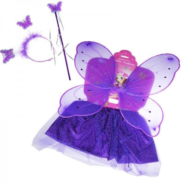 Στολή πεταλούδας ΜΩΒ, 3-6χρονών