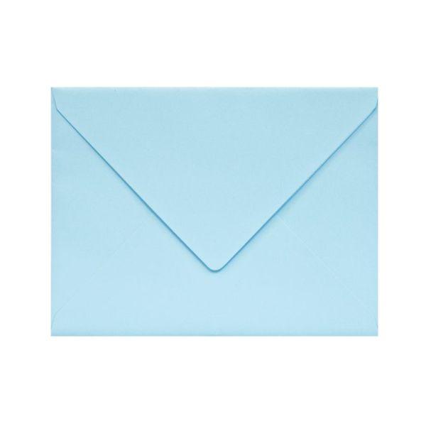 Φάκελος προσκλητηρίων  Γαλάζιο - Σιέλ 12,5x17,5εκ