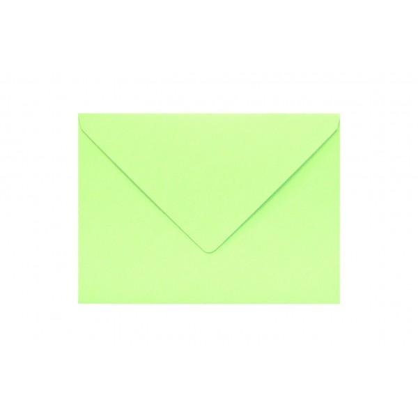Φάκελος προσκλητηρίων  ΠΡΑΣΙΝΟ ΦΥΣΤΙΚΙ 12,5x17,5εκ