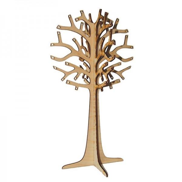 Δέντρο Ξύλινο 3D χωνευτό mdf  33x19X3mm