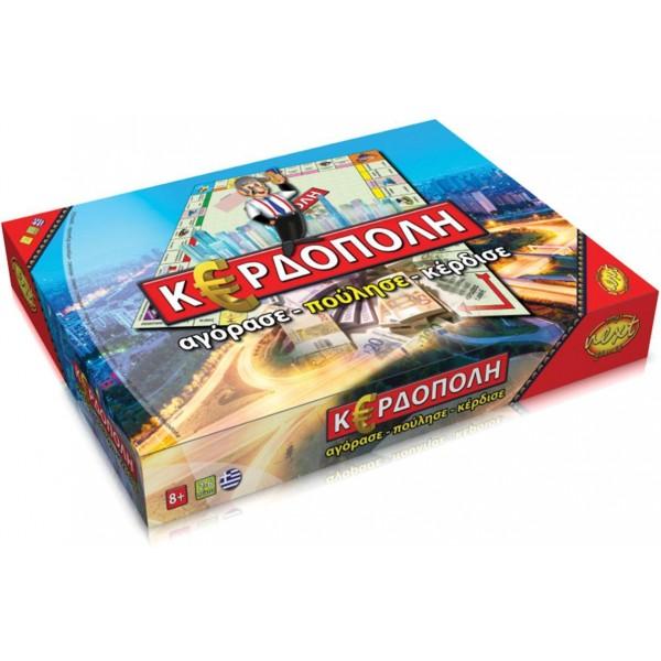 Eπιτραπέζιο παιχνίδι Κερδόπολη Υ9x24,5x23εκ